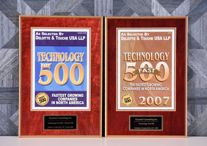 2006, 2007 Technology Fast 500